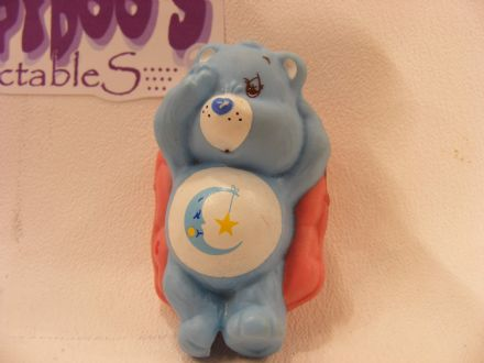 VINTAGE BEDTIME CARE BEARS MINIATURE (1)